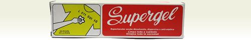 Anúncio Publicitário de Rádio para a Supergel realizado pelos Novos Parodiantes